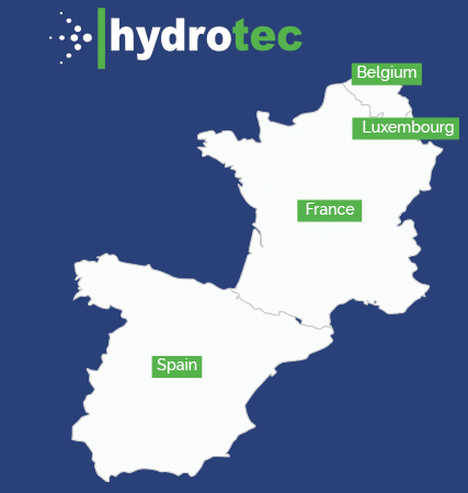 Hydrotec abroad